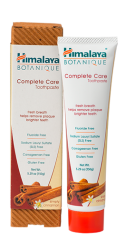 Botanique Complete Care kruidentandpasta - Kaneel smaak, zonder fluoride