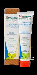 Botanique Whitening Complete Care kruidentandpasta - Pepermunt smaak zonder fluoride