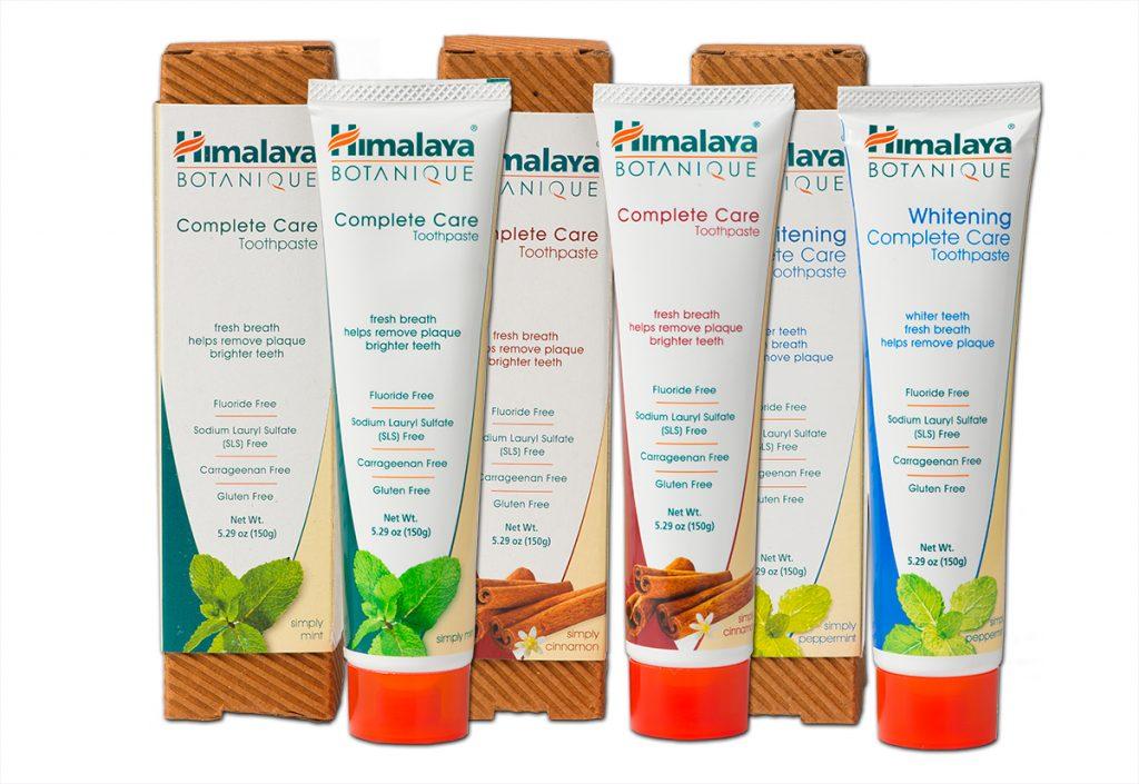 Botanique Complete Care Tandpasta: Mint, Kaneel en Pepermunt